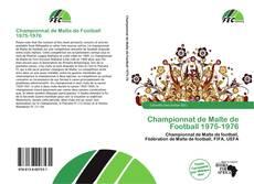 Bookcover of Championnat de Malte de Football 1975-1976