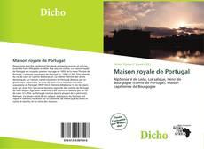 Couverture de Maison royale de Portugal