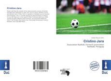 Cristino Jara kitap kapağı