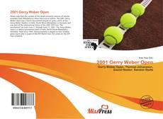 2001 Gerry Weber Open kitap kapağı
