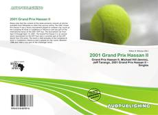 Bookcover of 2001 Grand Prix Hassan II