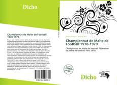 Portada del libro de Championnat de Malte de Football 1978-1979