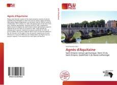 Couverture de Agnès d'Aquitaine