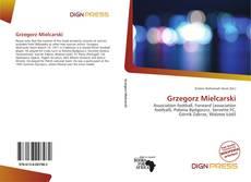 Bookcover of Grzegorz Mielcarski