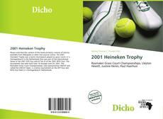 Couverture de 2001 Heineken Trophy