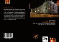 Capa do livro de Famille Mancini