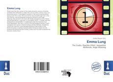 Portada del libro de Emma Lung