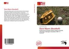 Bookcover of Dave Myers (Baseball)