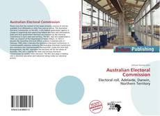 Capa do livro de Australian Electoral Commission