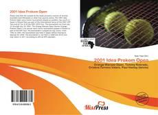 Обложка 2001 Idea Prokom Open