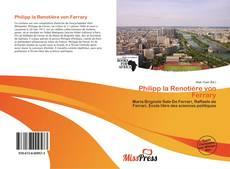 Philipp la Renotière von Ferrary kitap kapağı