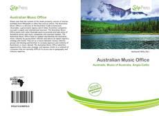 Copertina di Australian Music Office