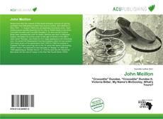 Capa do livro de John Meillon