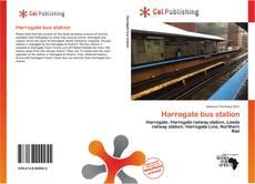 Capa do livro de Harrogate bus station