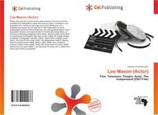 Capa do livro de Lee Mason (Actor)