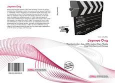Jaymee Ong的封面
