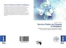 Bookcover of Service Public de l'Emploi en Belgique