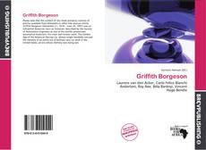 Capa do livro de Griffith Borgeson