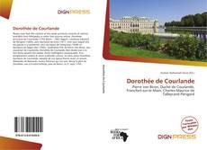 Bookcover of Dorothée de Courlande