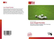 Bookcover of Juan Ángel Paredes