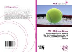 Buchcover von 2001 Majorca Open