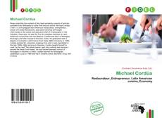 Capa do livro de Michael Cordúa