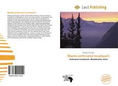 Bookcover of Maxilla (arthropod mouthpart)