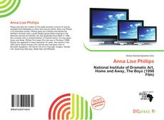 Bookcover of Anna Lise Phillips