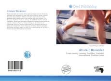 Bookcover of Alistair Brownlee
