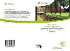 Pierre Agricola kitap kapağı