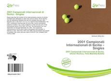 Borítókép a  2001 Campionati Internazionali di Sicilia – Singles - hoz