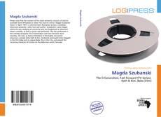 Capa do livro de Magda Szubanski