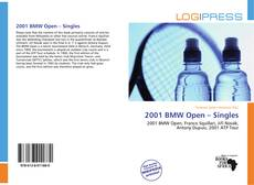 Bookcover of 2001 BMW Open – Singles