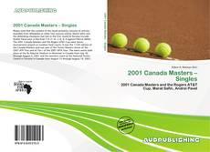 Обложка 2001 Canada Masters – Singles