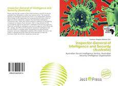 Copertina di Inspector-General of Intelligence and Security (Australia)