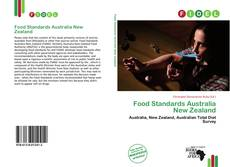 Bookcover of Food Standards Australia New Zealand