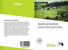 Bookcover of Bataille de Wakefield