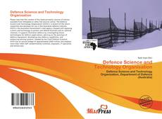 Buchcover von Defence Science and Technology Organisation