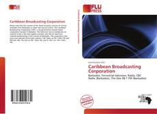 Buchcover von Caribbean Broadcasting Corporation