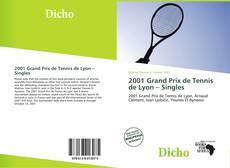 Couverture de 2001 Grand Prix de Tennis de Lyon – Singles