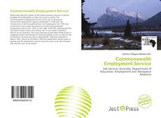 Couverture de Commonwealth Employment Service