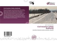 Portada del libro de Civil Aviation Safety Authority