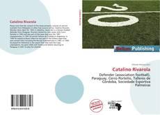 Portada del libro de Catalino Rivarola
