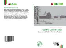 Buchcover von Central Land Council
