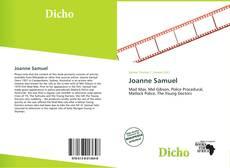 Copertina di Joanne Samuel