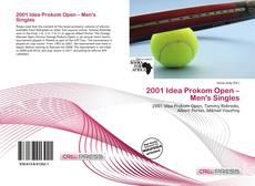Capa do livro de 2001 Idea Prokom Open – Men's Singles