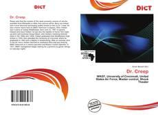 Buchcover von Dr. Creep