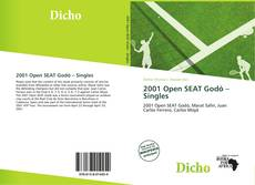 Capa do livro de 2001 Open SEAT Godó – Singles
