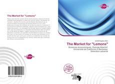 """Bookcover of The Market for """"Lemons"""""""