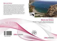 Marie de Grèce的封面